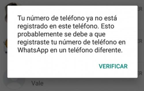 Whatsapp codigo de verificaciu00c3u00b3n 2