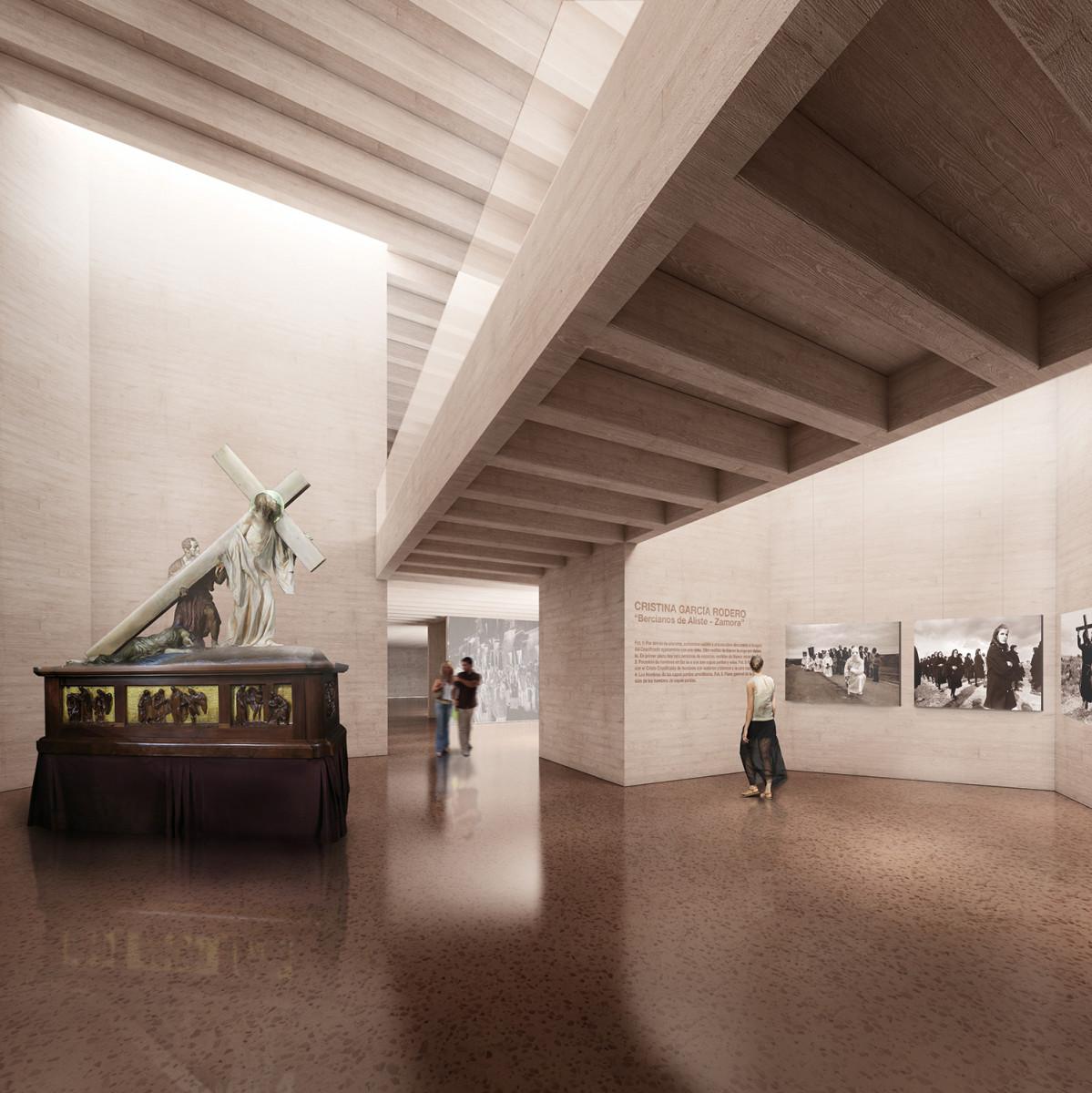 Museo Semana Santa Zamora Matos Castillo arquitectos + Montenegro + Gelabert 06